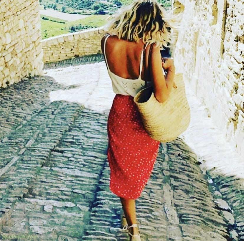 Emma Basket in Provence
