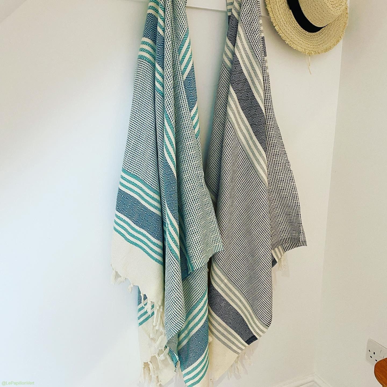 Dalyan Cotton Towels