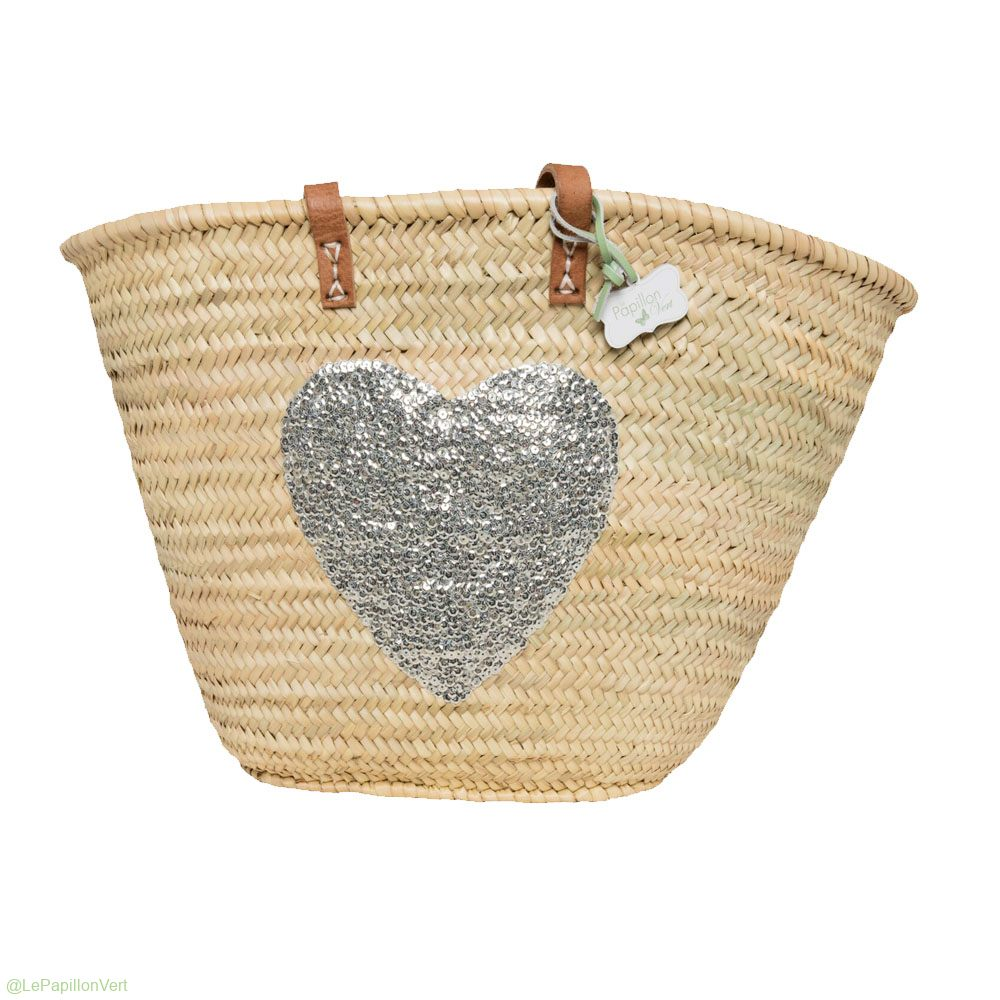 Emma Heart Basket