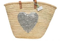 Emma Heart Basket