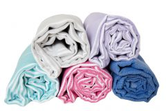 Hammam Towels Rolled